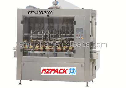 BFM 13 Automatic PLC control carbonated beverage canning machine / soft drink canning line