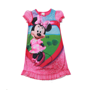 China factory custom 100% polyester child nighty e9d58b368