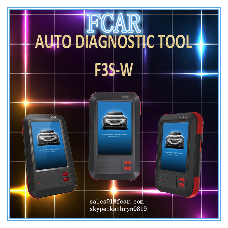 FCAR F3S-W Automotive Engine OBD Diagnostic Tool