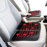 12V Heating Warmer Pad Bubble Seat Cushion for car