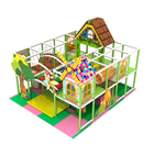 Toddler Small Foam Indoor Playground Nature Wooden Jungle Gym Amusement Equipment Indoor Mini Town In India