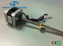 3d printer use, precision Acme Threaded Rod NEMA 17 Linear Stepper Motor, linear actuator motor, with Lead Screw Tr8x8(P2)