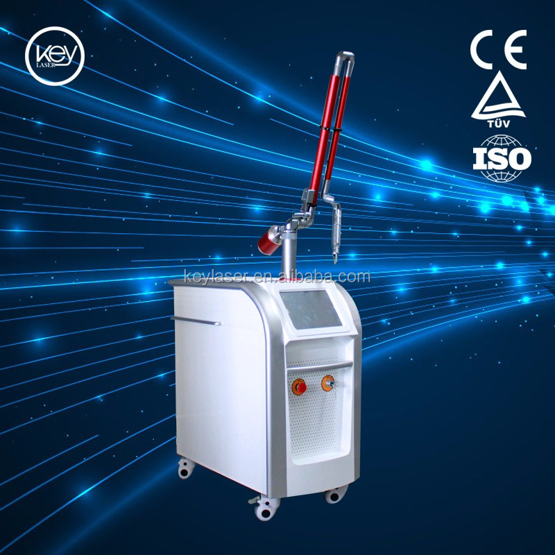 1064nm 532nm 755nm spots removal 755 picosecond laser for tattoo removal