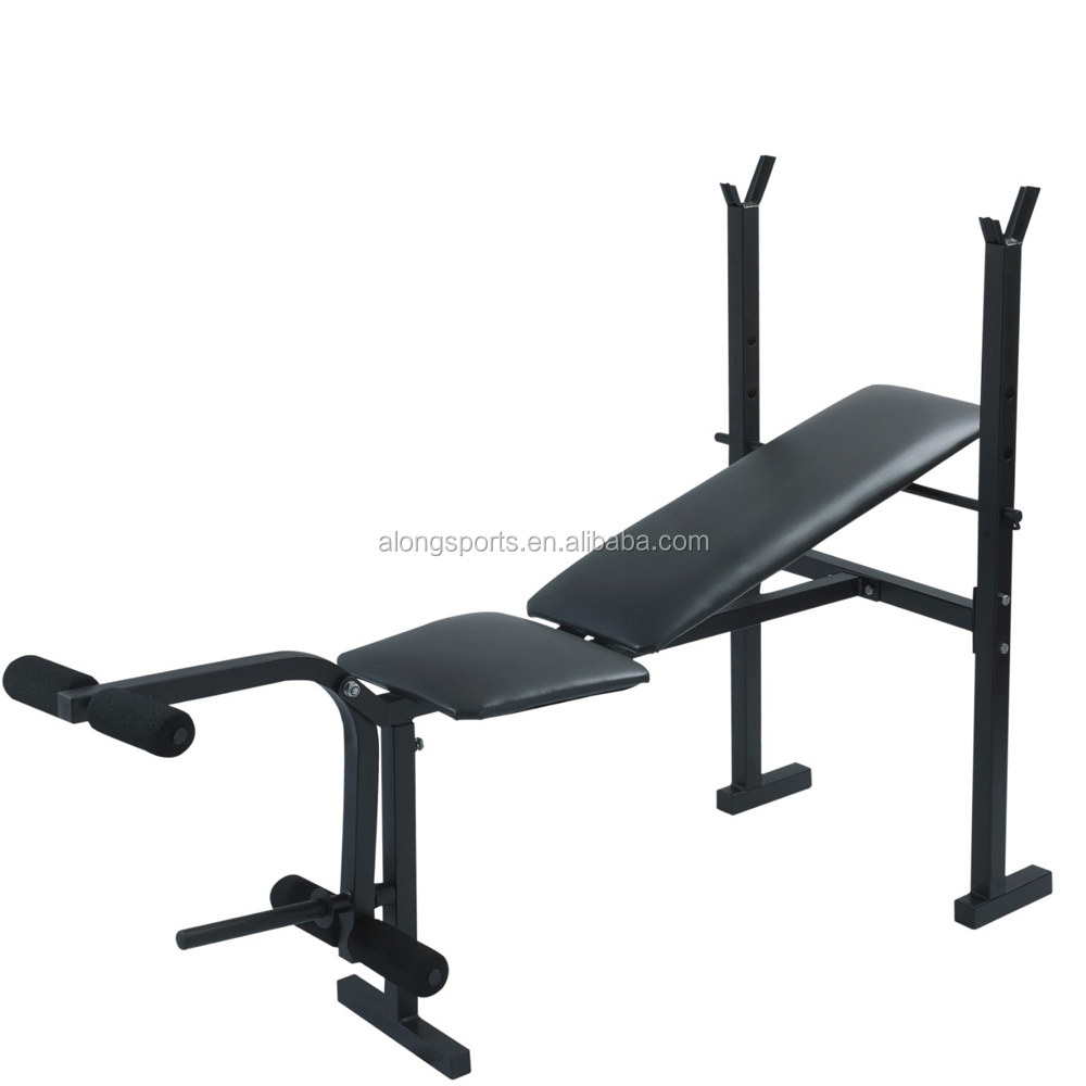 home sport trainers barbell seated bench W280, press training weight lifting bench