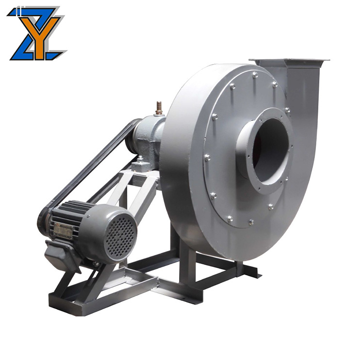 Simple structure and cheap radial price ac centrifugal fans blowers fan with ISO 9001