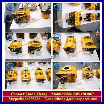 For Komatsu Wa180-1 Wa200-1 Wa250-1 Loader Gear Pump 705-11-30210 Hydraulic  Transmission Pump - Buy Loader Gear Pump 705-11-30210,For Komatsu Wa180-1