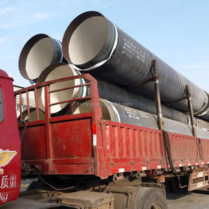 API 5L PSL2 X52 Oil Pipeline/SSAW Line Pipes /large diameter corrugated steel pipe
