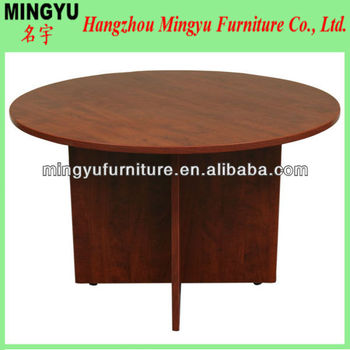 High Quality Small Round Office Meeting Table