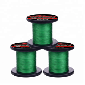 Free fishing tackle samples 500m line fishing 8 strands Braid Fishing Line