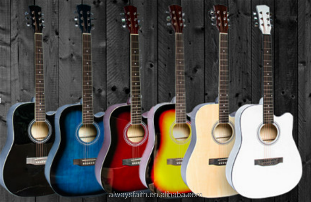acoustic electric guitar manufacturer cheap price wholesale china misical instruments oem. Black Bedroom Furniture Sets. Home Design Ideas