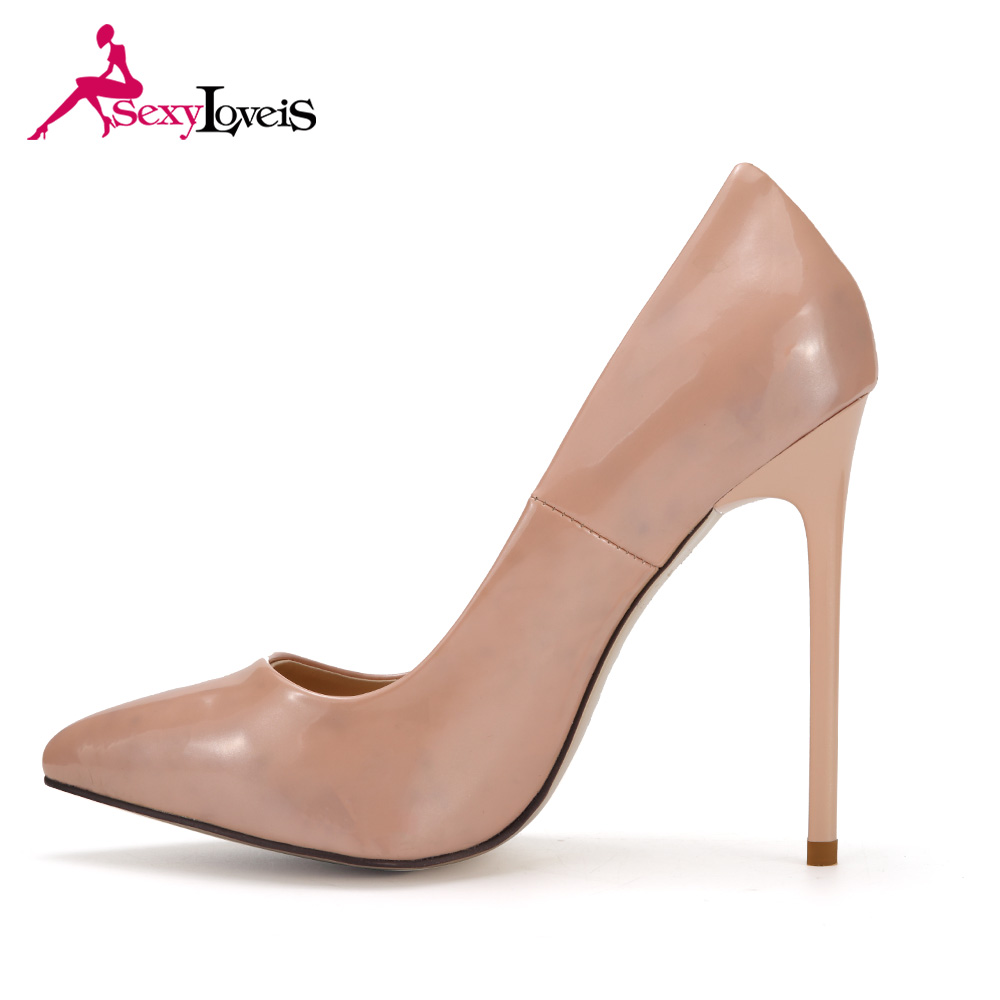 7e69c8a523 China Ladies Stilettos Shoes, China Ladies Stilettos Shoes Manufacturers and  Suppliers on Alibaba.com