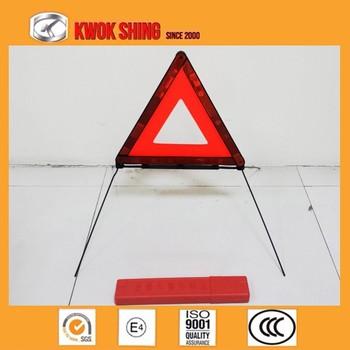 Toptan Ucuz Yansıtıcı üçgen Boyama Işareti Trafik Buy Boyama