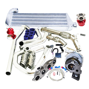 Turbo Kits fits for 02 03 04 05 Honda Civic Si 3D 2 0 DOHC K20A2/K20A3 EP3  ONLY