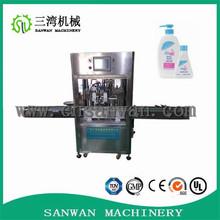 Soda juice pure water production line monoblock filling machine
