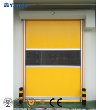 Remote control industries roll up door,high speed pvc door ,PVC fast door