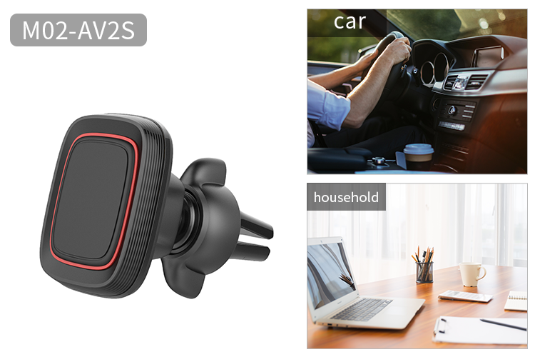 Best Seller 2019 Air Vent Mount Stand 360 Degree Rotation Mobile Phone Car Holder Magnetic Phone Holder For Car