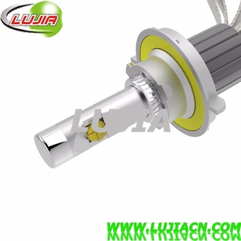 China manufacturer 2017 XHP70 led headlight H13 9008 13200lm 4300K 5000K 6000K car LED headlight bulbs
