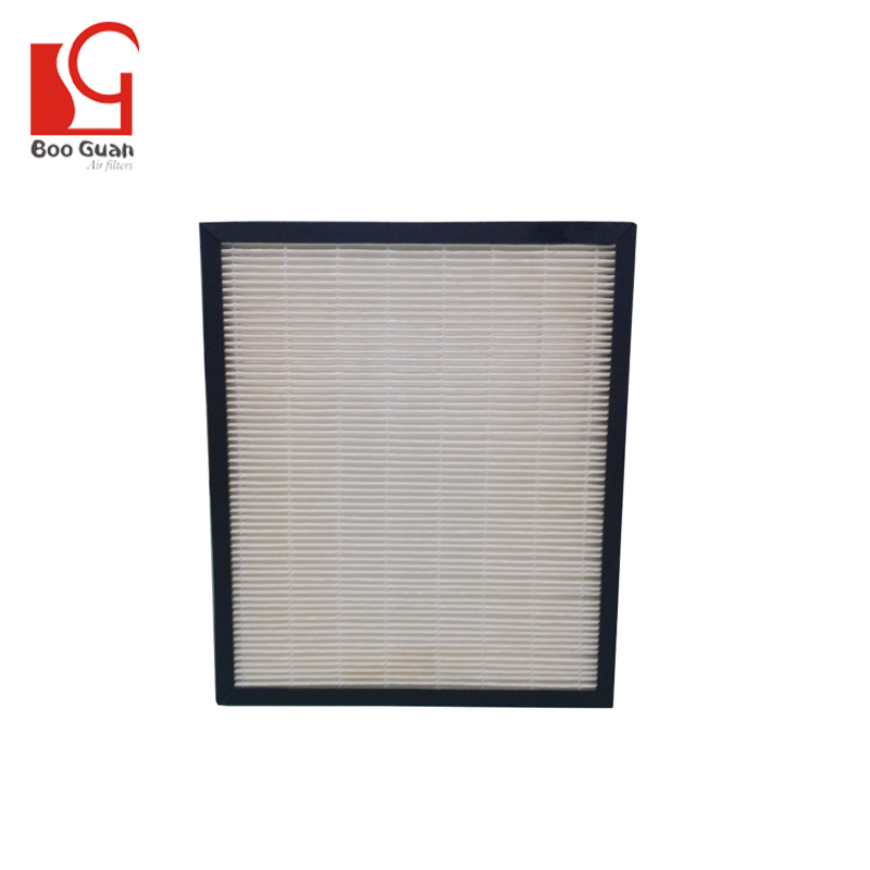 hepa filter for air purifier cardboard frame