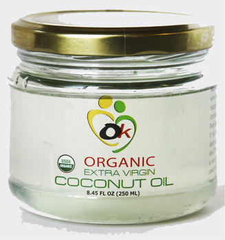 Coconut multiple oil sclerosis virgin