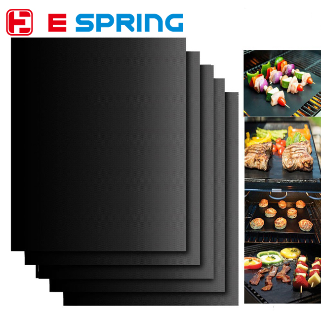 BBQ Non-Stick Grill Mat Oven Pan Liner Baking Mats Silicone Grill Mat