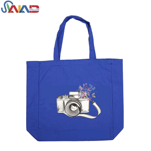 Wholesale travel suit custom own design cotton tote bags for women
