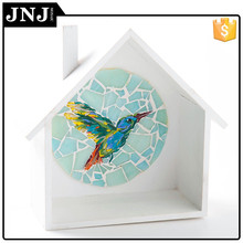 Inn Decorative Animal Pattern Artistic Mosaic Medallion