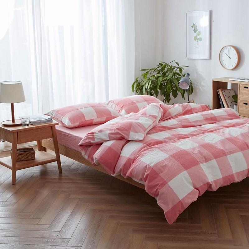 Stone Washed Linen Bed Linen Bedding Set Bed Sets Duvet