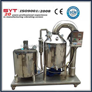 High efficiency 304 stainless steel honey production extractor processing equipment