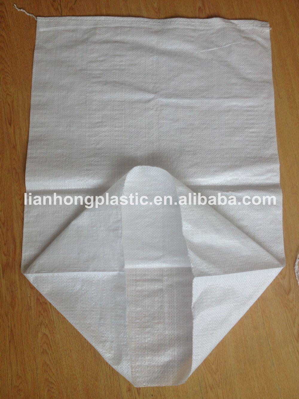 Pp Woven Sack/bag For Flour/rice 50kg Polypropylene Woven Bag,25kg ...