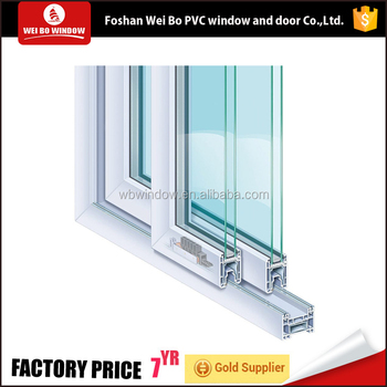 Premium Quality Pvc Profiles Sliding Window And Doors Korea Profile