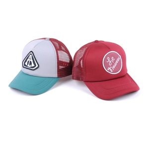 Summer Sports Foam Mesh Caps Hat For Sale