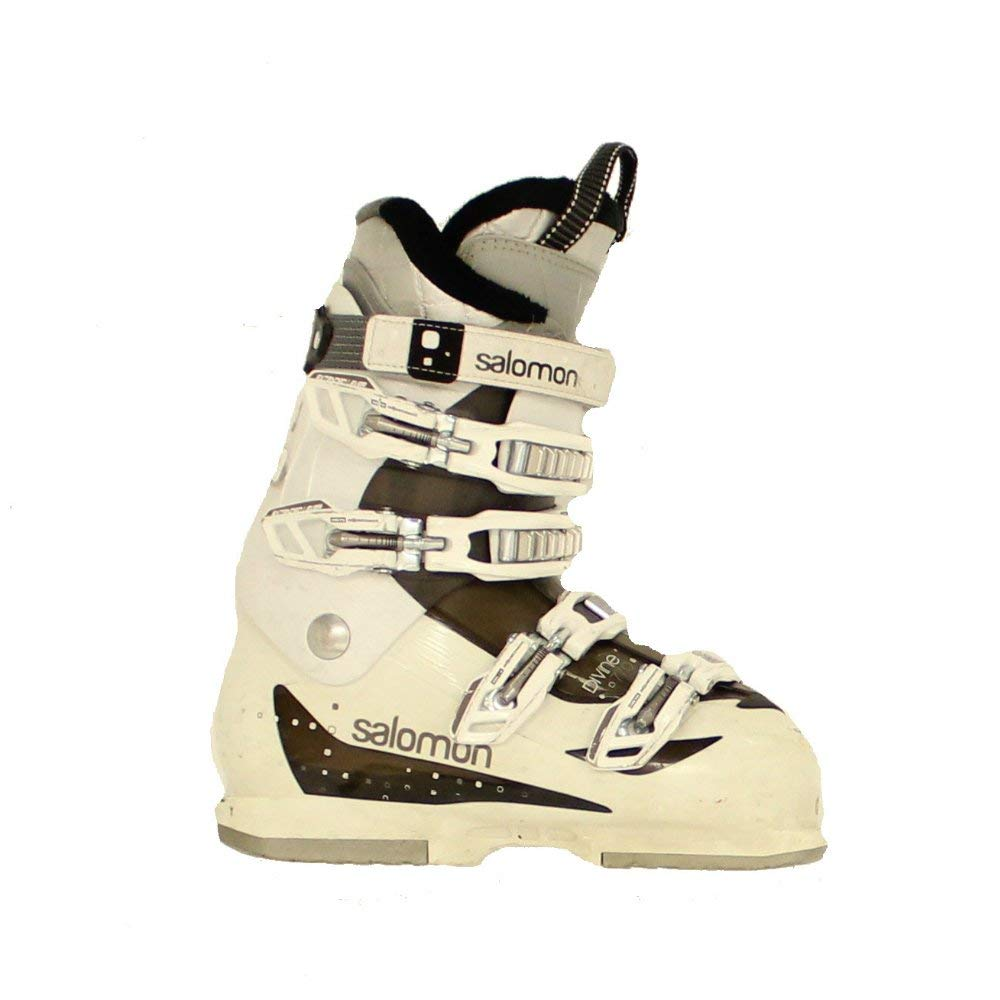 f9f993269195 Get Quotations · Used 2015 Womens Salomon Divine 770 Ski Boots US Size  5-22.0