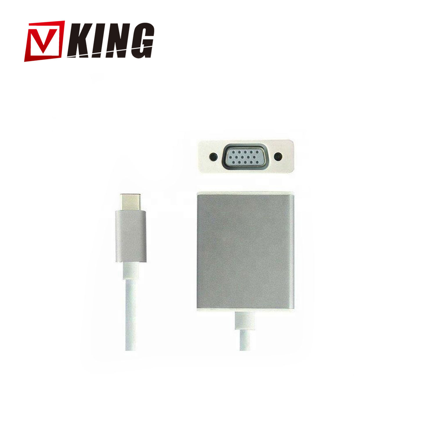 Cheap price high quality USB C Type C to VGA adapter converter
