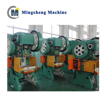 J23-25 Ton Flywheel Punch Press Metal Plate Hole Punching Machine - Buy  Number Plate Press Machine,Number Plate Press Machine,Industrial Punch  Machine