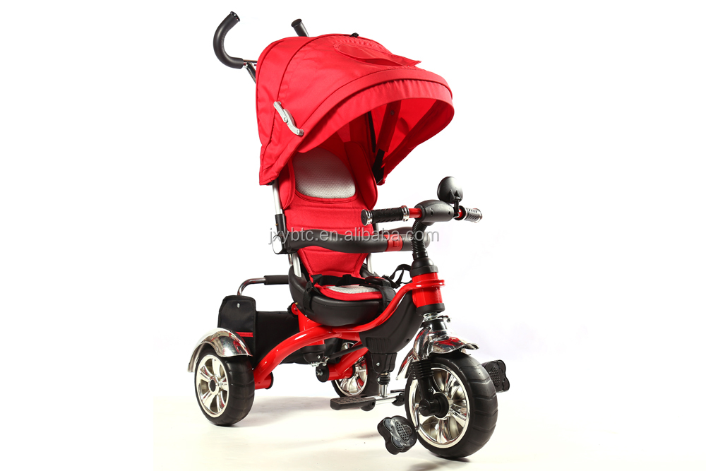 new model hot sale high quality baby tricycle, baby plastic tricycle,children smart trike