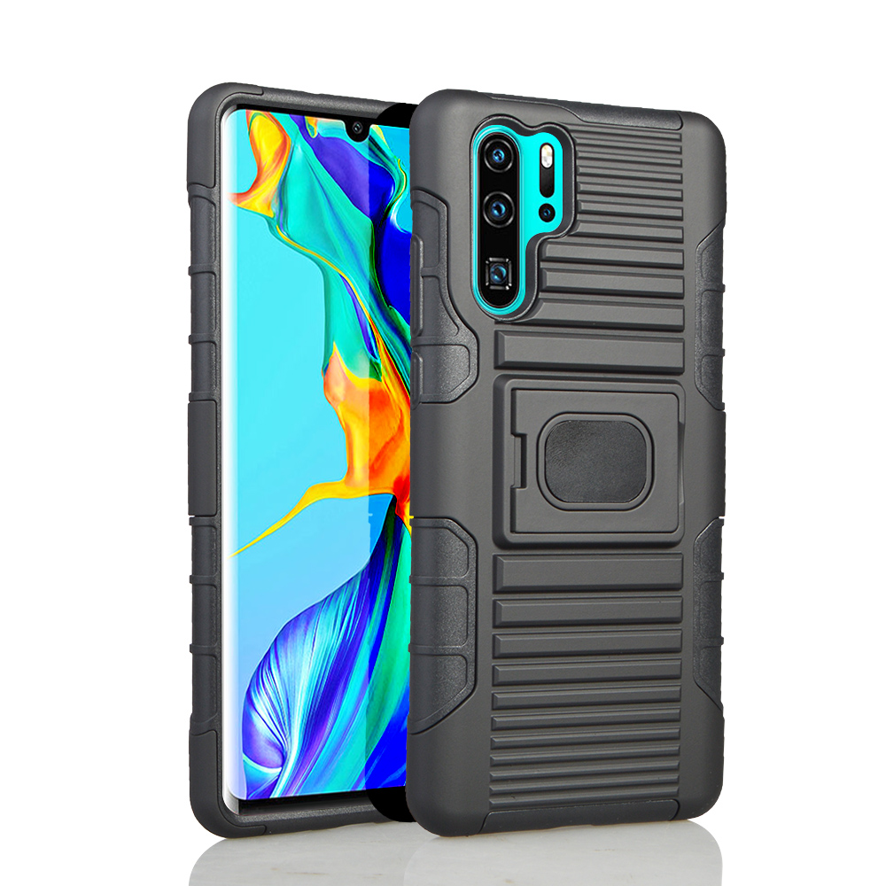 Wholesale tpu pc hybrid holster for Samsung NOTE 10 plus china kickstand 2 pieces mobile smart phone case <strong>cover</strong> for iPhone 11