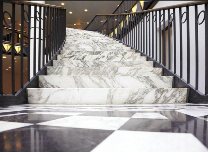 Materiale da costruzione di alta qualità italia lastre di marmo