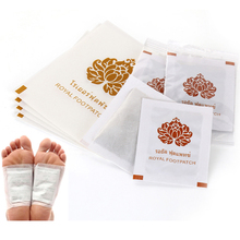Chinese factory 100% Natural herbal bamboo detox health care products kinotakara foot patch