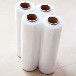 Hot sales lldpe stretch foil transparent low track protective film polyethylene foil