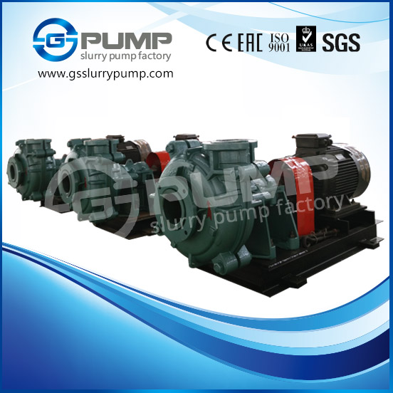 Mining ore removal gravel pump