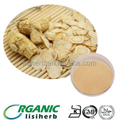Wholesale dried American Ginseng root extract / Panax quinquefolium root powder
