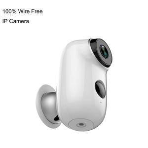 Battery powered CCTV wireless wifi camera ip security cameras Low power home surveillance systems