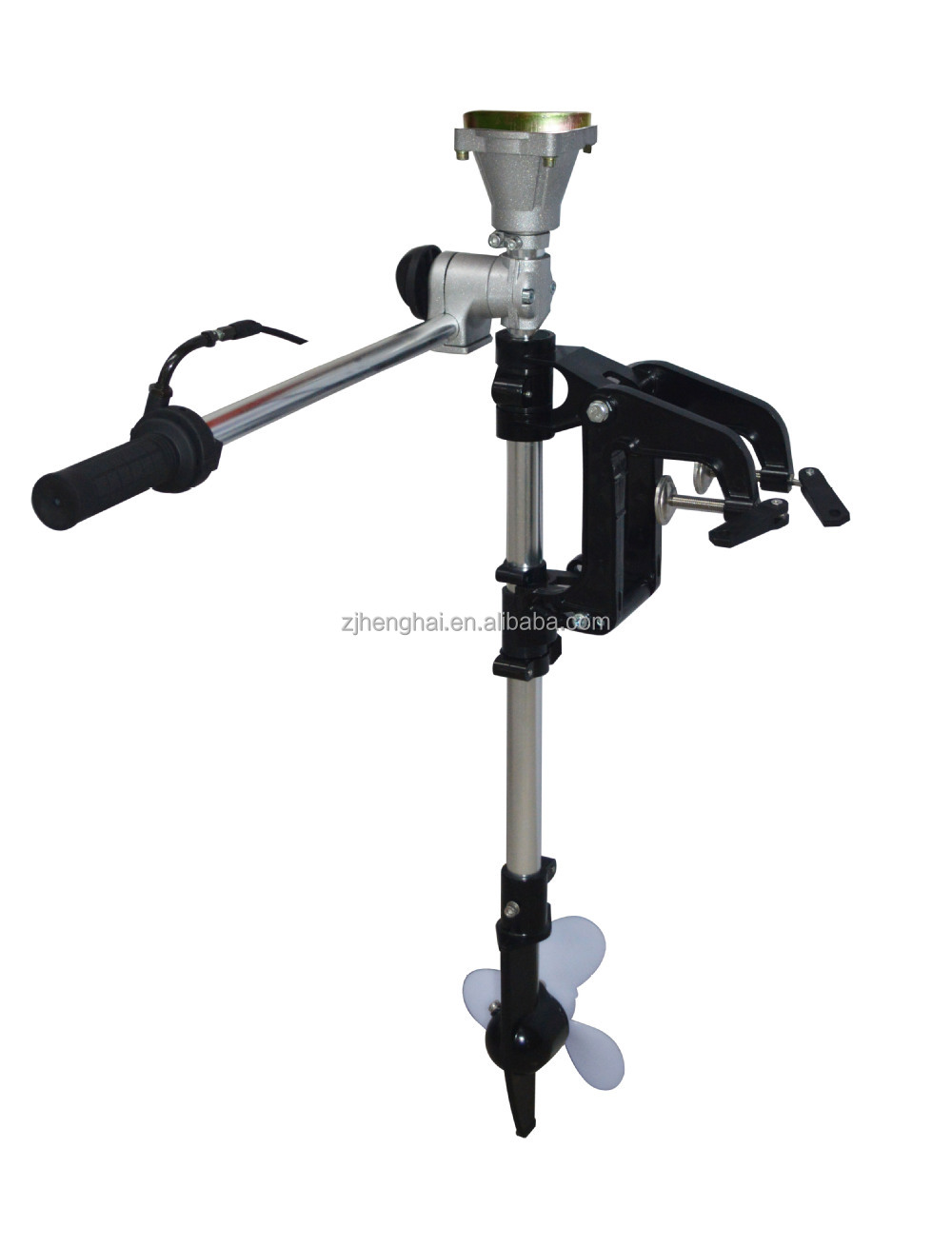 New condition cheaper price motor outboard buy motor for Air cooled outboard motor kits