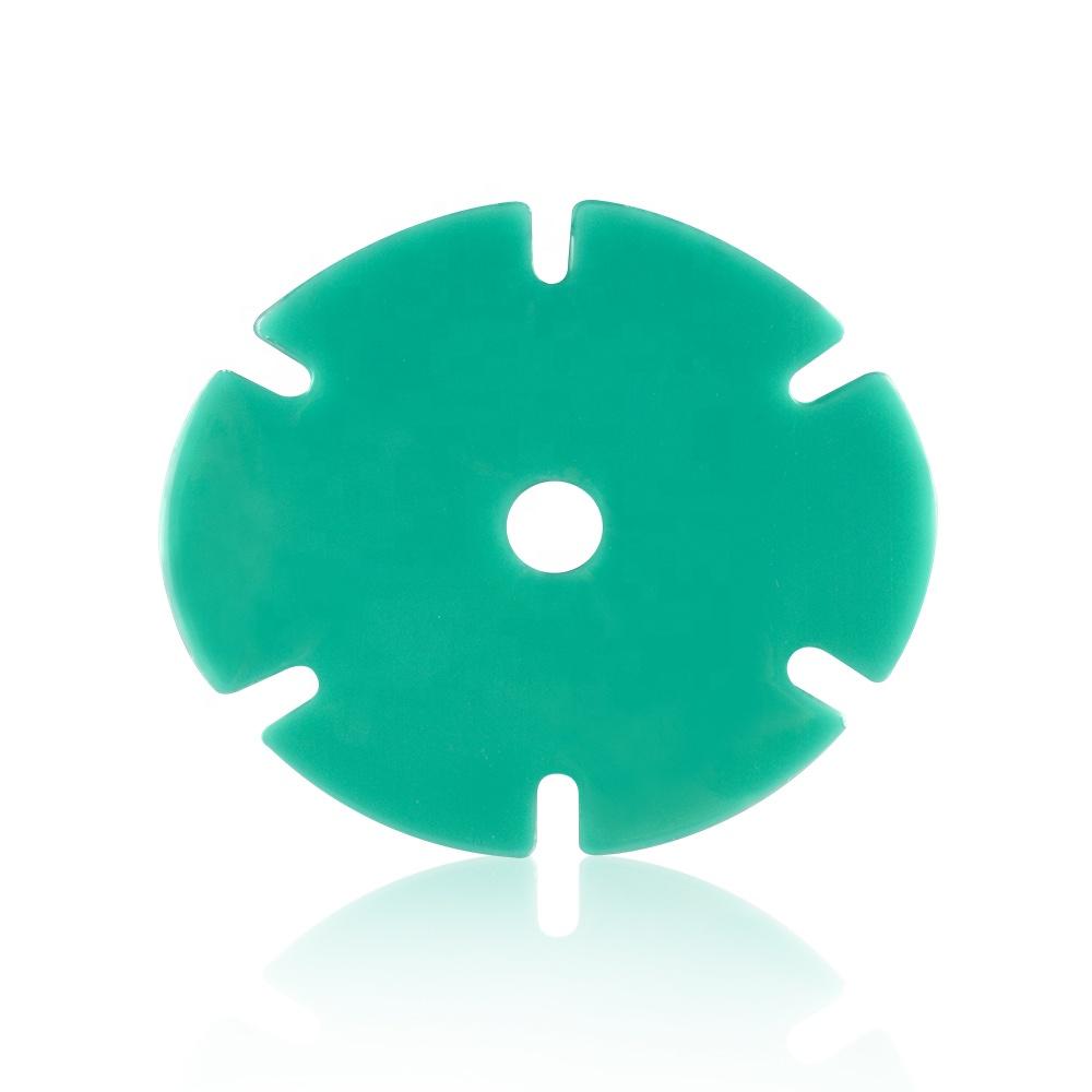 निजी लेबल निर्माता उठाने Firming हर्बल क्रिस्टल हरी चाय कोलेजन स्तन मुखौटा