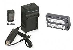 Battery + Charger for Panasonic CGR-D120, Panasonic CGR-D120A PV-DBP8, Panasonic PV-DBP8A, Panasonic AG-DVC7
