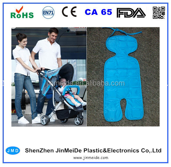 2017 Baby Cooling Mat / Gel Baby Cool Mat / Cooling Gel Cushion for Baby