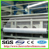 2015 reliable factory supply hexagonal wire mesh rabbit cage chicken fence