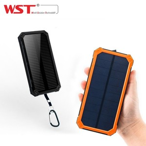 high quality promotional price gifts T5 solar phone charger