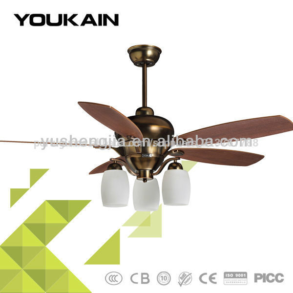 52 polegadas motor super decorativos ventilador de teto - Ventiladores decorativos ...