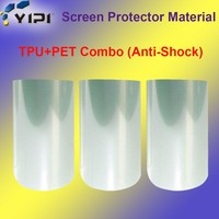 Top Selling Products Protector Film Rolls, Alibaba Wholesale High Clear PET Screen Protector/
